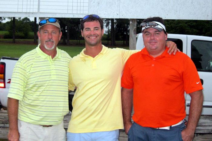 2012 HCC 3 Man Scramble Champions-Don McGriff-Tyler Brackin-Mike Smith